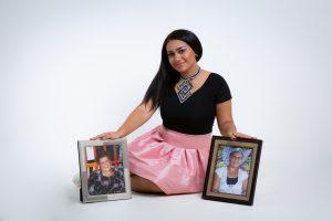 Alejandra Hernandez Pre Quinceaños Estudio Editadas JL-1992